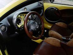 Ford Touring Ka (Ghia), 1998 - Interior