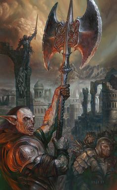 madcat-world:  Osgiliath - Volkan Baga