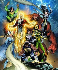 Alpha Flight (Canadian Avengers)