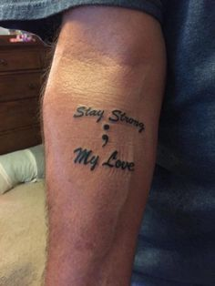 Amy Bleuel Founder Of Project Semicolon Passes Away At 31 Tattoos With MeaningSemicolon TattooMental Health