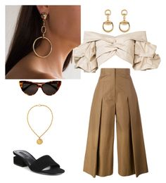 """""""Untitled #67"""" by stylebycecilia ❤ liked on Polyvore featuring Johanna Ortiz, Fendi, Tom Ford, Susan Caplan Vintage, Gucci and Alexander Wang"""