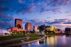 Dayton Skyline - :