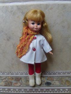 Boneca Antiga Valentina Estrela 5 Mini Doll Maquiagem - R$ 500,00 no…