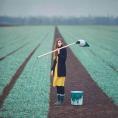 Today we are going to share Stunning Surreal Photography by Oleg Oprisco. Oleg Oprisco, an able and artistic photographer is from Lviv, Ukraine. He is famous to create stunning surreal.