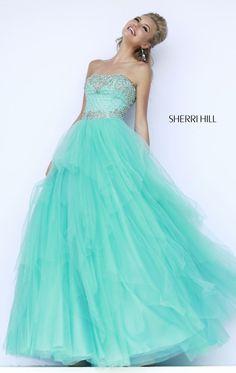 Sherri Hill 11185 Dress - MissesDressy.com