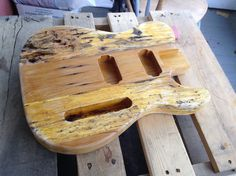 An Old Barn Wood Tele Build - Page 5 - Telecaster Guitar Forum