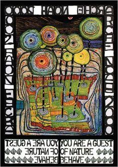 Hundertwasser Lollipops Together! (March Hundertwasser Lollipops Together! (March – Hannah's Art Club Friedensreich Hundertwasser, Art Carte, Art Brut, Inspiration Art, Art Lessons Elementary, Oeuvre D'art, Art And Architecture, Modern Art, Art Projects