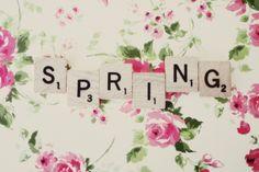 Spring Inspiration.