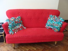 Textiles, Mayo, Love Seat, Couch, Furniture, Home Decor, Cushions, Little Cottages, Homemade Home Decor