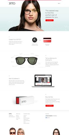 Ditto website - now we're talking.  Just the bare essentials, but oh so pretty