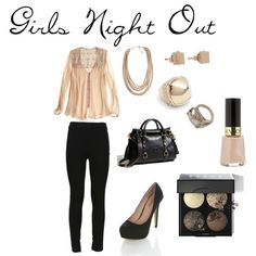 Need a new outfit for girls night out while the kids are at PowerPlay for Parents Night Out?