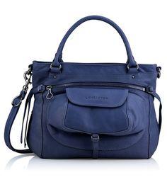 Cabas Galeries Lafayette, achat Cabas Soft Vintage Nova Lancaster Bleu lavande prix promo Galeries Lafayette 205.00 € TTC