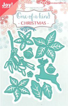 Joy! Crafts Cutting/ Embossing / Dembossing - Christmas Set