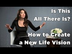 "Is This All There Is? How To Create A New Life Vision  ""A vision isn't just a picture of what could be; it's an appeal to our better selves."" @RosabethKanter via @no way Forleo"