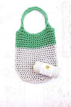 128 Besten Häkelnetze Häkeltaschen Bilder Auf Pinterest Crochet