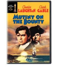 """Mutiny on the Bounty"" starring Charles Laughton, Clark Gable (1935)"