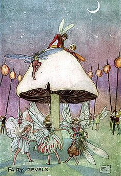 thefae:    Fairy Revels by Florence Mary Anderson