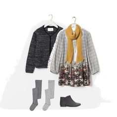 """Zara Winter 2013"" by bgbg on Polyvore"