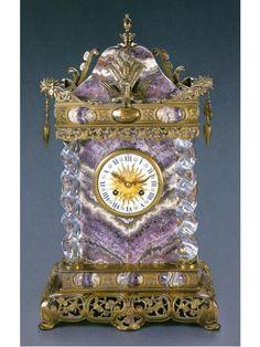 tiffany and co paris   Antique Tiffany and Company Clock