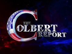 Colbert Report Logo | The Colbert Report, logo