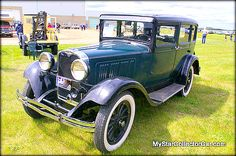 1928 Dodge Brothers Victory Six-classic early Dodge..exclusive mscc story.