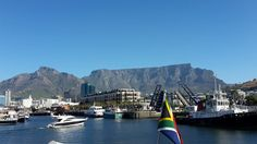 Visit South Africa, Table Mountain, Cape Town, Wonders Of The World, Places To See, Travel Destinations, Beautiful Places, Wildlife, River