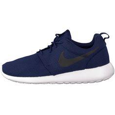 big sale 94a1d 67728 Köp Nike Nike Roshe Run Midnight Navy Black-White   Sneakers för Herr ✓