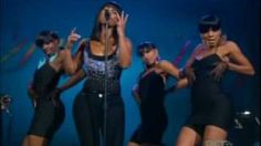 Alicia Keys Feat. SWV & En Vogue & TLC (live) HQ, via YouTube.