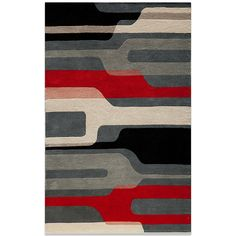 http://www.bedbathandbeyond.com/store/product/momeni-delhi-wool-rug-in-black-red-white/3253363