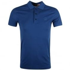 Paul & Shark Blue Polo Shirt. Available now at www.brother2brother.co.uk