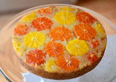 Orange Upside Down Cake