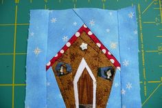 Gingerbread tiny house -group #1 by silort, via Flickr