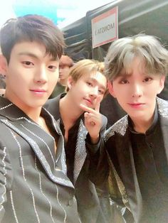 Shownu, I.M & Kihyun | MONSTA X