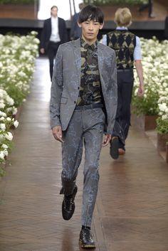 Dior Hommes Men's RTW Spring 2016