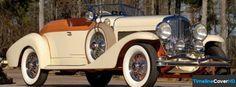 Vintage Beige Car Facebook Cover Timeline Banner For Fb44 Facebook Cover