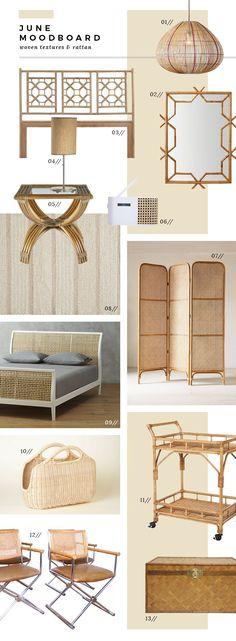 Favorite Woven & Rattan Home Decor