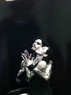 Ballet - Erica Cornejo and Carlos Molina of Boston Ballet in Spartacus.