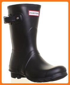 Oxford Stiefel Hunter Unisex SCHWARZ 43