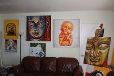 drago milic art studio on miami beach