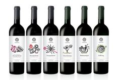 Best Wine Packaging and Label Design, 2013-2014 from Greece -