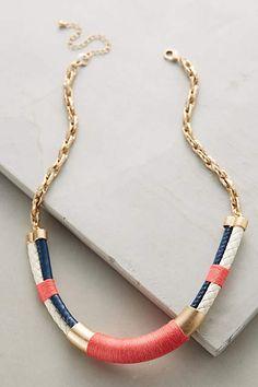Nautical Necklace #anthroregistry