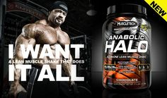 Anabolic Halo (2.5lb.) by MuscleTech | Elite Body Supplements