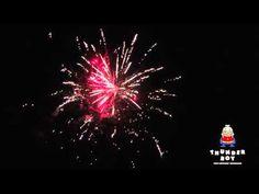Πυροτεχνήματα Paris   video   THUNDERBOY