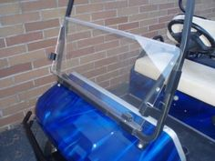 CLEAR Windshield for Club Car Golf Cart 1982 to 2000 by Franklin. $84.95. Fits Club Car Golf Carts with Old Style Silver ~ Aluminum Roof Struts.  If your cart has the Club Car New Style Roof Struts (supports) your cart is a 2000.5 model and you need to order the windshield for the New Style Carts 2000+.. Save 41% Off!