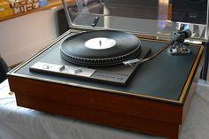 Garrard 401 | Jelco 750L | SME2000 plinth with slate mod. by Commvivo, via Flickr