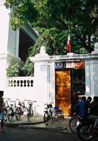 L'Indochine Coloniale - Pondichery