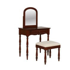 VANITY | Pier 1 Powell Furniture, Led Furniture, Antique Furniture, Bedroom Furniture, Victorian Furniture, Furniture Ideas, Decorative Mouldings, Decorative Items, Unique Home Decor