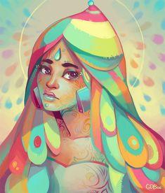 Queen by GDBee on DeviantArt