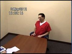 Serial Killer Israel Keyes F.B.I. Interview, May 24, 2012