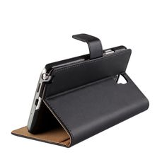 4.74$  Know more - Luxury Fashion Genuine Leather Case Cover For Samsung Galaxy Note 3 Neo N7505 Wallet Flip Phone Back Cover Bags With Card Holder   #bestbuy